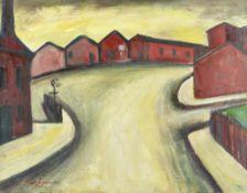 Alan Lowndes (British, 1921-1978) Stockport
