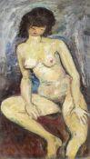 Alan Lowndes (British, 1921-1978) Nude