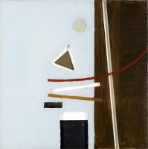 Kenneth Rowntree A.R.W.S. (British, 1915-1997) Shapes In Movement II