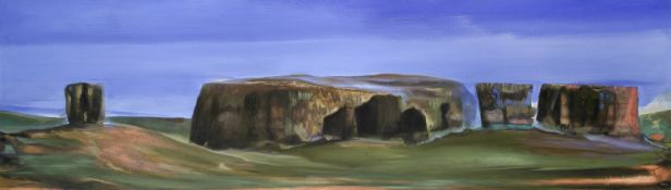 Richard Kenton Webb (British, born 1959) Hope (Painted in 1991)