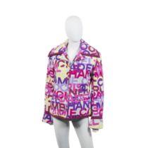 Multi-Colour Graphic Ski Jacket, Chanel Identification, Autumn 2000,
