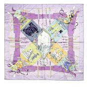 'Fetes Venitiennes' Silk Scarf, Hermès,
