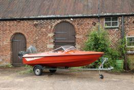 c.1978 Fletcher 14. Speedboat