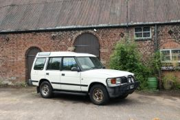 1998 Land Rover Discovery Series I 300 TDi Chassis no. SALLJGMF7WA75439