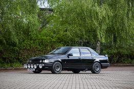 1990 Ford Sierra Sapphire RS Cosworth 4x4 Chassis no. WFOFXXGBBFLU56291
