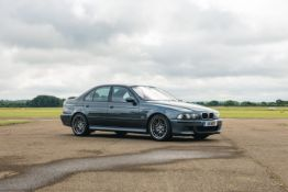 1999 BMW M5 (E39) Sports Saloon Chassis no. WBSDE92020BJ10095