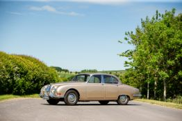 1966 Jaguar S-Type 3.8 Saloon Chassis no. 1B57160D/N