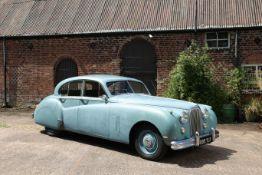 1953 Jaguar MKVII Saloon Chassis no. 717350