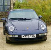 1995 Porsche 911 (Type-993) Carrera 2 Tiptronic Coupé Chassis no. WP0ZZZ99ZSS313802