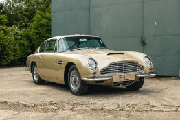 1966 Aston Martin DB6 Sports Saloon Chassis no. DB6/2544/R