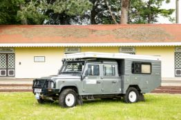 The Oxford to Arizona,2010 Land Rover Defender 130 Nene Overland Expedition Chassis no. SALLDKHS...