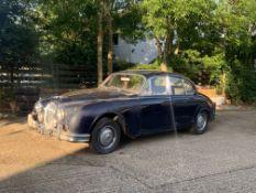 1966 Jaguar MK2 3.8 Saloon Chassis no. 233695DN