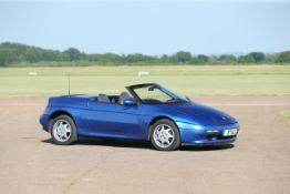 1993 Lotus Elan SE Turbo Chassis no. SCC1002T1NHP16267