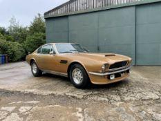 1972 Aston Martin V8 Series 2 Sports Saloon Chassis no. V8/10548/RCA