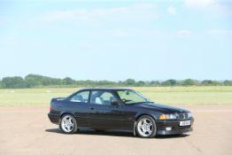1993 BMW 325i (E36) Coupé Chassis no. WBABF32090JB01683