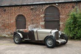 1947 Bentley MKVI Special Chassis no. B359BG