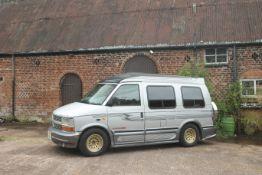 1996 Chevrolet Astro Starcraft Day Van Chassis no. 1GBEL19W3TB143600