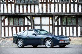 1992 Porsche 944 S2 3.0 Coupé Chassis no. WP0ZZZ94ZMN401356