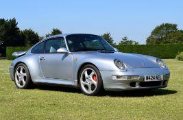 1996 Porsche 911 (Type-993) Turbo Coupé Chassis no. WP0ZZZ99ZTS370260