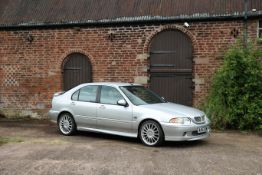 2003 MG ZS180 V6 Saloon Chassis no. SARRTLWLF4D627227