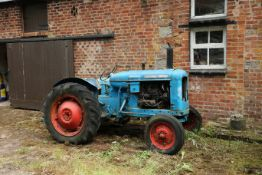1963 Nuffield 3/42 Chassis no. 23B31061