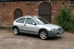 2004 Rover Streetwise S Chassis no. SARRFKNAH4D747167