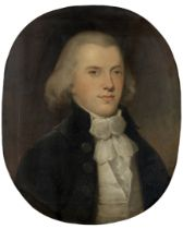 Scottish School (Early 19th Century) Portrait of Dr James Perry