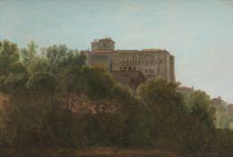 Prosper François Irénée Barrigues de Fontainieu (Portuguese/French, 1760-1850) Vue...