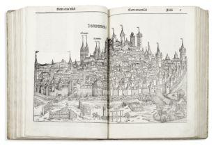 SCHEDEL (HARTMANN) Liber chronicarum, FIRST EDITION, Nuremberg, Anton Koberger, 12 July 1493