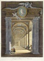 RAPHAEL [OTTAVIANI (GIOVANNI, engraver) Loggie di Rafaele nel Vaticano, [c.1772-1778], sold as a ...