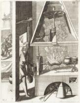 BOECKLER (GEORG ANDREAS) Theatrum machinarum novum, exhibens aquarias, alatas, iumentarias, manua...