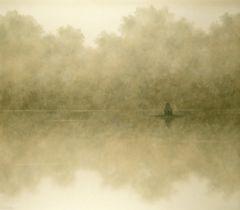 Hong Viet Dung (Vietnamese, born 1962) 'Perfumed Pagoda' 2004