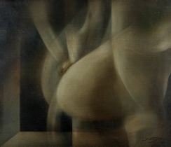 Justin Nuyda (Filipino, born 1944) Untitled