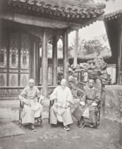 THOMSON (JOHN) Illustrations of China and its People. A Series of Two Hundred Photographs, With L...