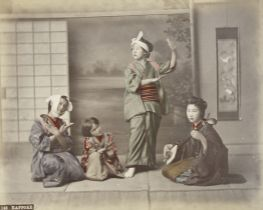 FARSARI (A.) & CO. Views & Costumes of Japan, [1880s]