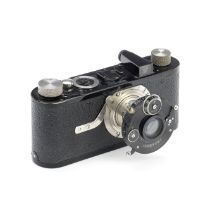A Leica Compur Dial set Model, circa 1926,