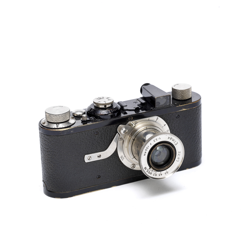 A Leica 1 Model A, circa 1925,