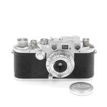 A rare Leica IIIC, 1941-42,