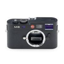 A prototype Leica M8, circa 2006,