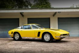 One owner from new,1971 Iso Grifo 7.4-Litre Series II Coupé Chassis no. 7L/110/3339/D Engin...