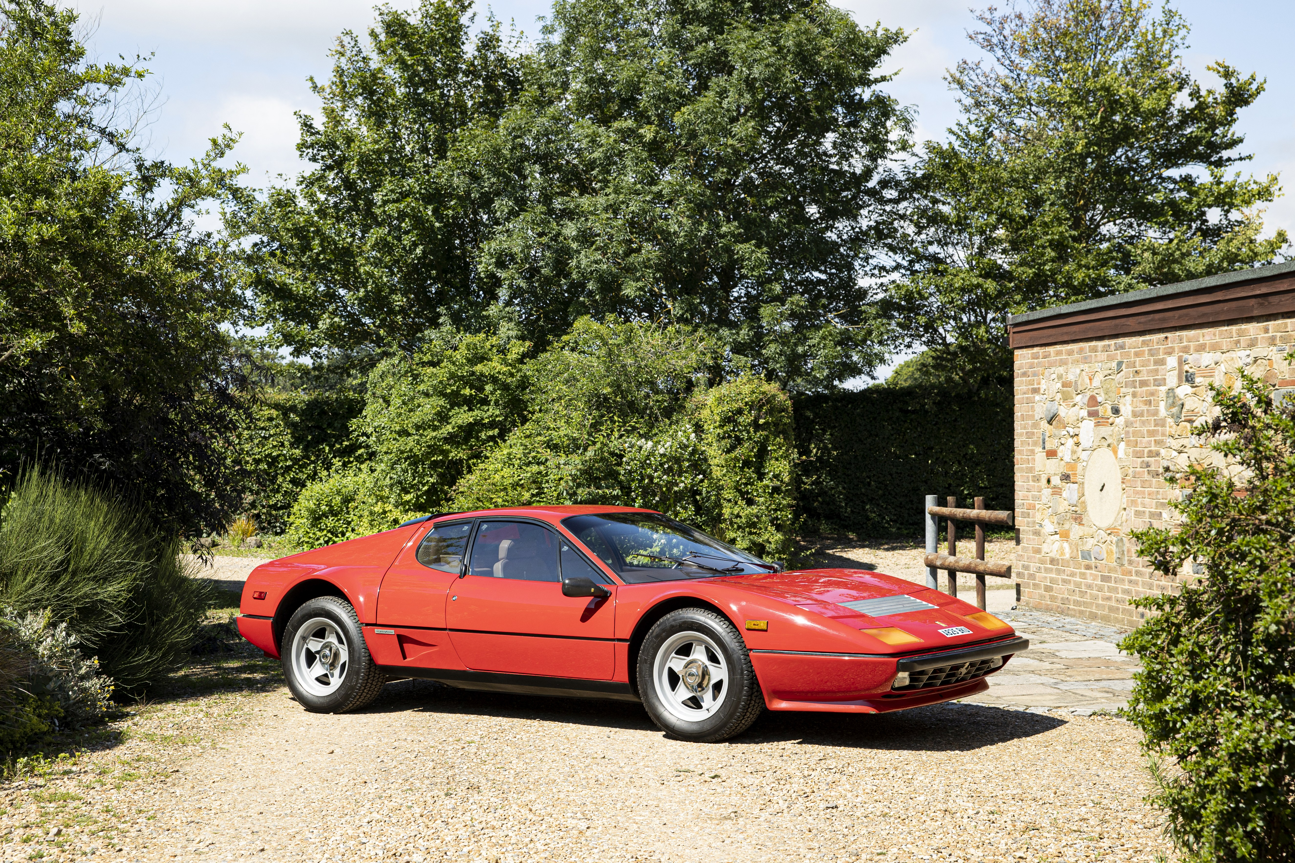 1984 Ferrari 512 BBi Coupé Chassis no. ZFFJA09B000049177