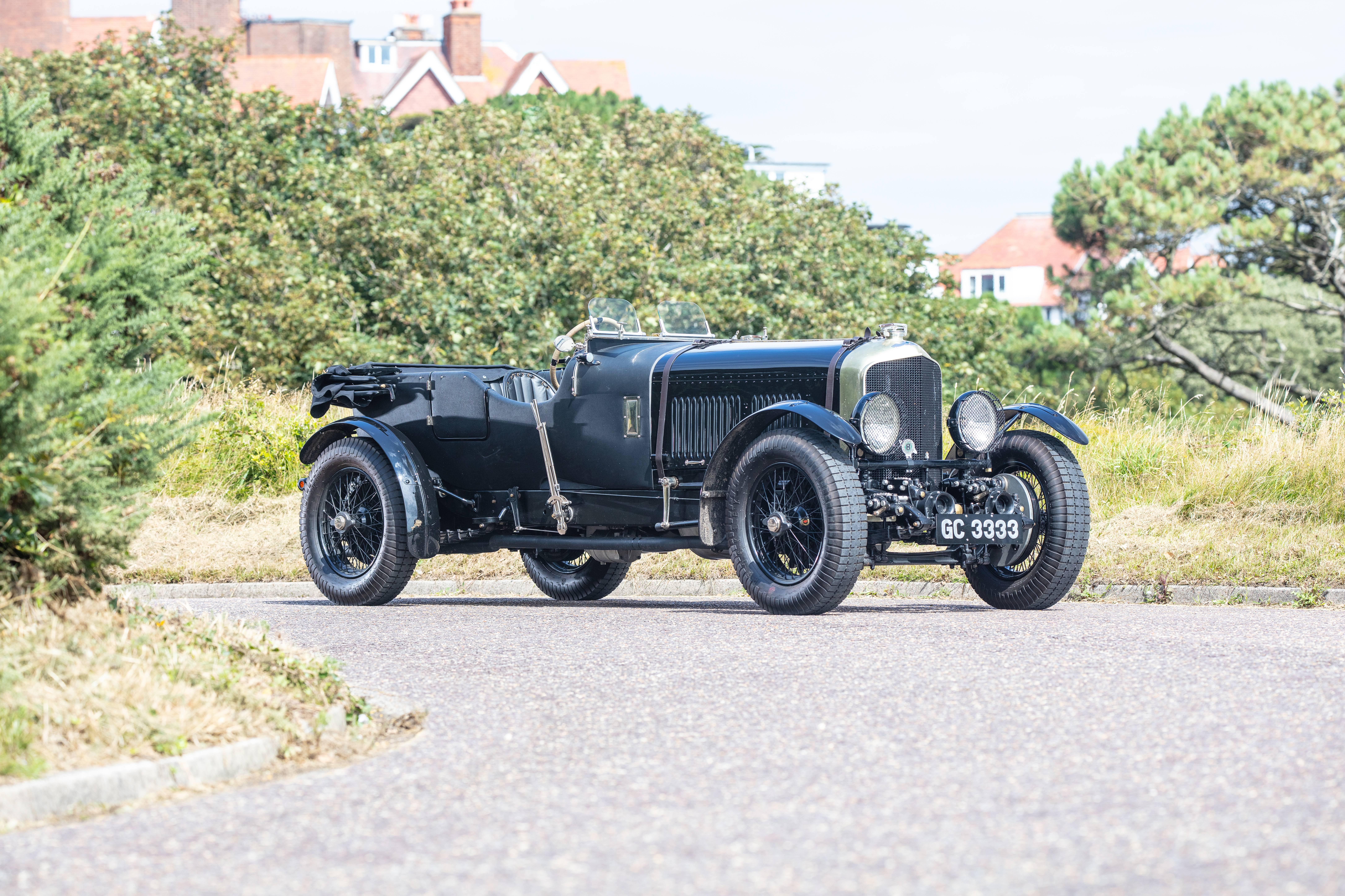 1930 Bentley 6½-Litre Le Mans Team Car Replica Chassis no. SB2758