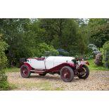 1924 Bentley 3-Litre Vanden Plas Replica Tourer Chassis no. 858