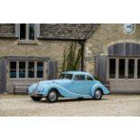 1949 Bristol 400 Sports Saloon Chassis no. 400/1/563