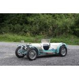 1934 Riley 12/4 'TT Sprite' Replica Chassis no. 22T211
