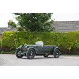 The ex-Bill Edmondson/George Roberts,1929 Lagonda 2-Litre 'Low Chassis' Tourer Chassis no. 9412