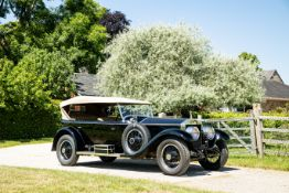 The Stan West Collection,1923 Rolls-Royce 40/50hp Silver Ghost Pall Mall Tourer Chassis no. 314XH