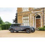 1934 Lagonda M45 Pillarless Saloon Chassis no. Z10893
