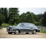 The property of a gentleman,1965 Rolls-Royce Silver Cloud III Long-Wheelbase Saloon Chassis no. ...