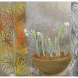Winifred Nicholson (British, 1893-1981) February 57.8 x 60.5 cm. (22 3/4 x 23 3/4 in.)
